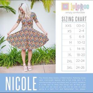 LuLaRoe Dresses - NWT LULAROE DRESS
